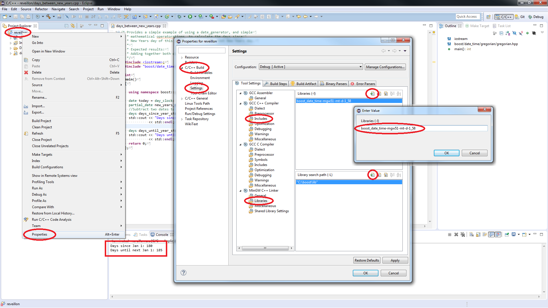 Setting up Eclipse for C/C++ – Water Programming: A