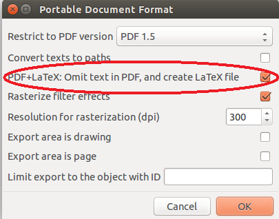 Embedding figure text into a latex document water programming a inkscape will then export two files both with the same name but one with pdf and the other with pdftex extension the pdf file contains all the drawing ccuart Choice Image