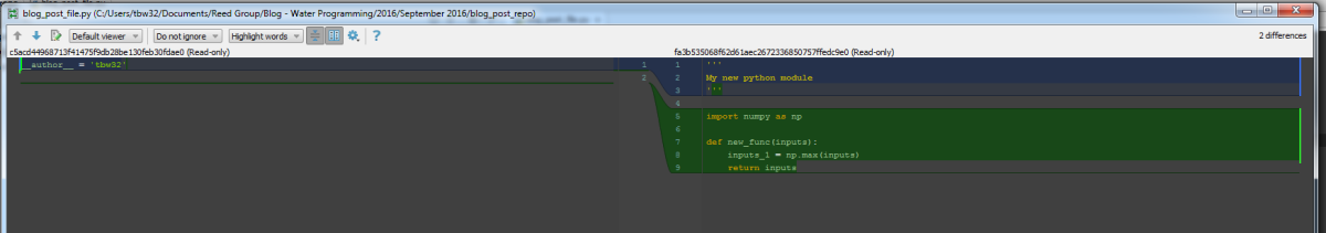 A Guide to Using Git in PyCharm – Part 1 – Water Programming