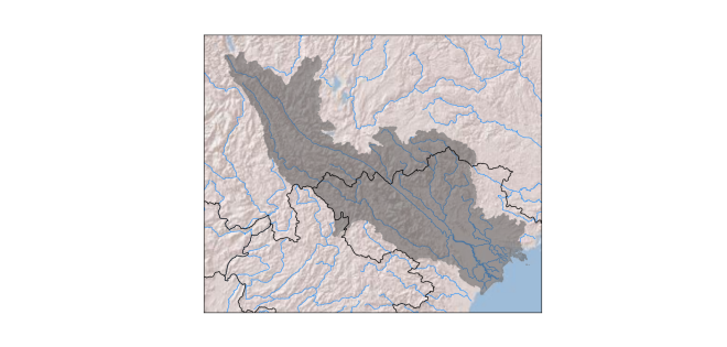 Making Watershed Maps in Python – Water Programming: A Collaborative