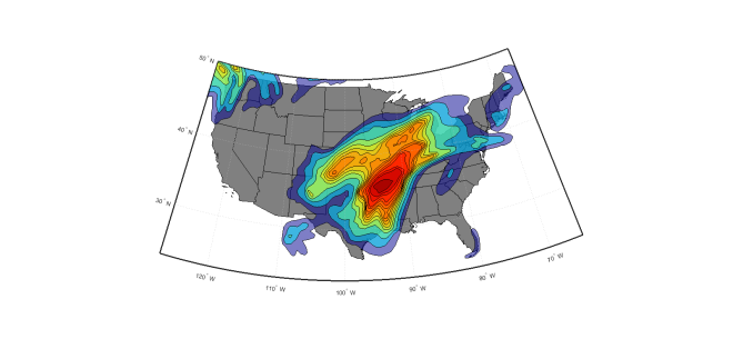 Map making in Matlab – Water Programming: A Collaborative